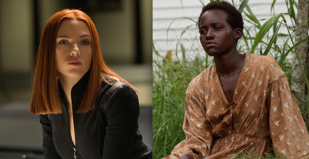 scarlett johansson lupita nyongo jungle book Scarlett Johansson and Lupita Nyongo in Talks for Disneys Jungle Book