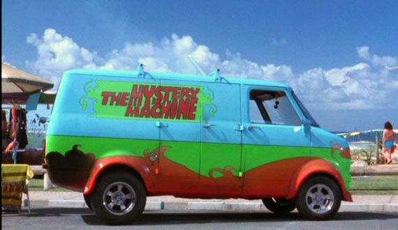 scooby doo 25 Most Iconic Cars From TV & Movies