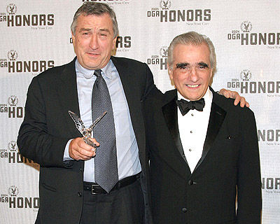 scorsese de niro mob film Scorsese and De Niro Reteaming for Mob Movie