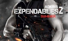 scott adkins expendables 2 poster 280x170 Movie Images & Posters: Dredd, Expendables 2 and Riddick