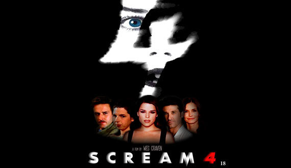 scream 4 poster cropped Video Clip Roundup: Sucker Punch, Soul Surfer, Terra Nova & More