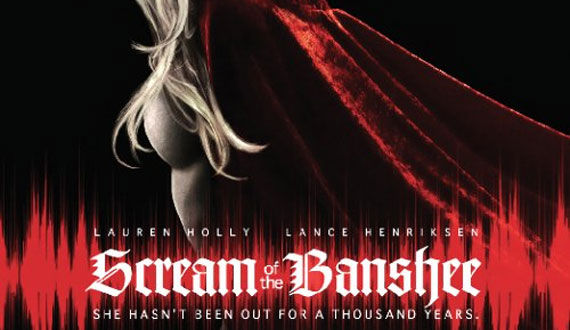 scream of the banshee poster cropped Video Clip Roundup: Sucker Punch, Soul Surfer, Terra Nova & More