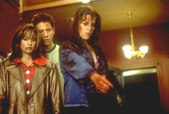 scream nevecampbell 'Scream 4' Video Interviews, Behind the Scenes Footage & Plot Details