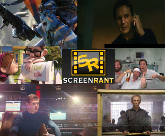 screen rant top 10 movie moments 2009 The Top 10 Movie Moments of 2009
