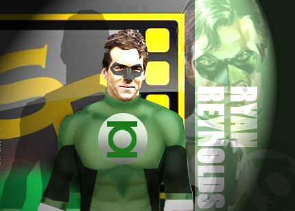 screenrant scoop green lant Ryan Reynolds Snags Green Lantern