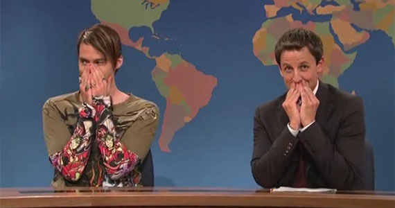 seth meyers snl late night SNL Adds 6 New Cast Members   Are Fans in for a Rocky Season?