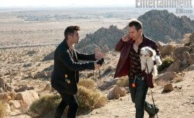 seven psychopaths movie image colin farrell sam rockwell 280x170 Seven Psychopaths Images: A Hollywood Tale of Crooks & Dognappers