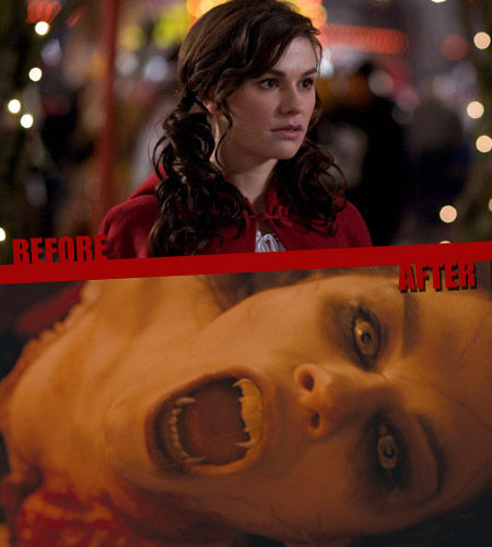 Sexy Female Monsters - Anna Paquin from Trick R Treat