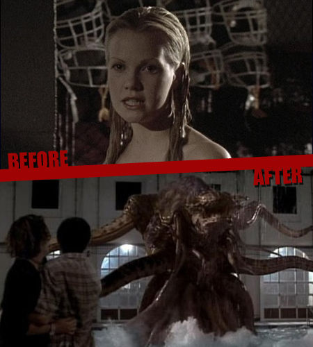 Sexy Female Monsters - Marybeth from The Faculty