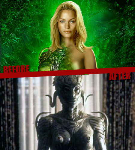 Sexy Female Monsters - Sil from Species