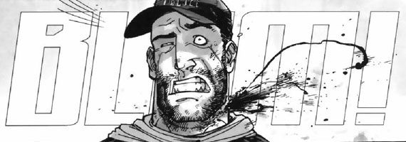 shane death the walking dead comic Major Walking Dead Season 2 Death Revealed By AMC [Updated]