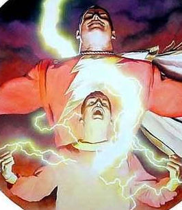 shazam Captain Marvel Billy Batson Shazam Writer Talks Latest Script Draft