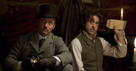 'Sherlock Holmes: A Game of Shadows'
