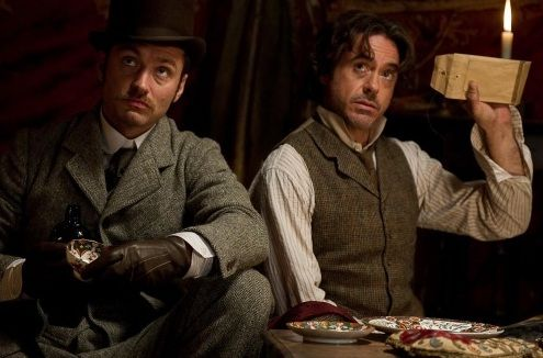 sherlock holmes 21 Weekend Movie News Wrap Up: January 16th 2011