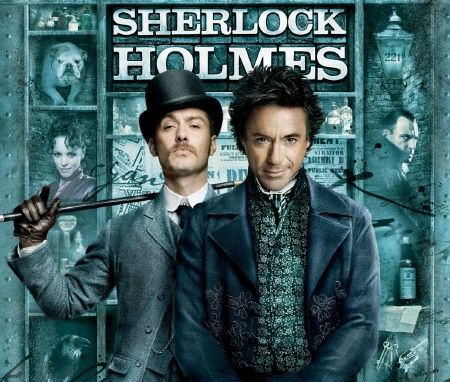 sherlock holmes2 R.D.J. Talks About His Upcoming Slate Of Films