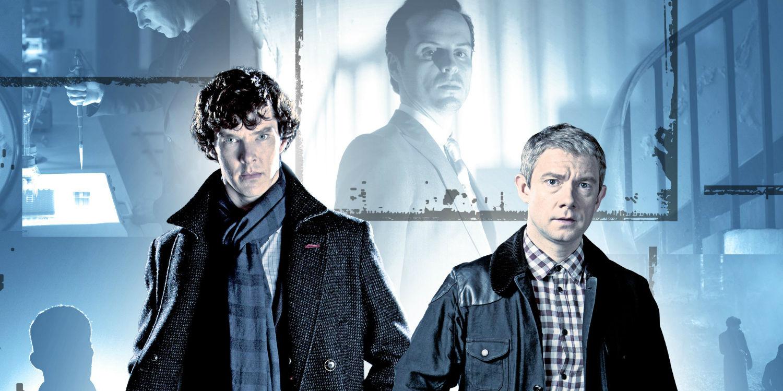 Sherlock season 4 begins filming