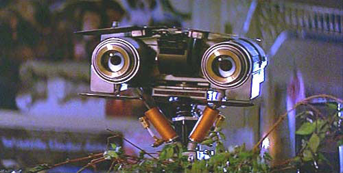 shortcircuit6 Johnny Five is Alive Again!