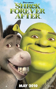 shrek forever after poster Weekend Movie News Wrap Up: March 7, 2010