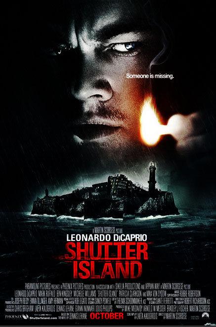 shutter island poster Shutter Island poster