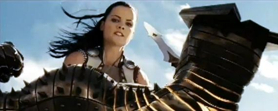 sif destroyer thor Interview: Thors Jaimie Alexander Is A Geek Girl Goddess