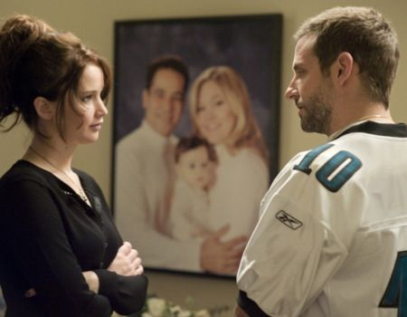 Best Picture Oscar nominee Silver Linings Playbook