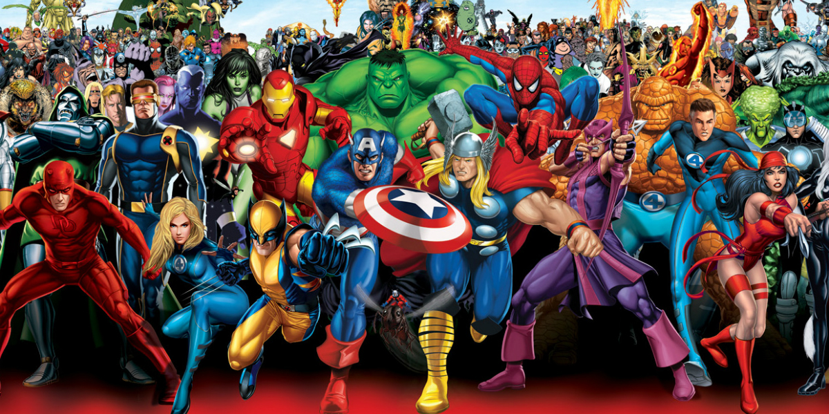 the perception of society on movie superheroes This commentary on body image essentially presents to the viewer that strong, successful women are also skinny and ideally fulfill society's perception of beauty.