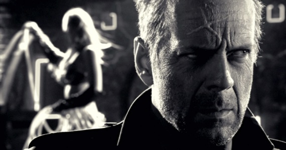 Bruce Willis returning for Sin City: A Dame to Kill For