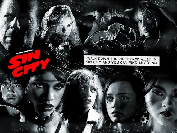 sincity Robert Rodriguez Updates Sin City 2