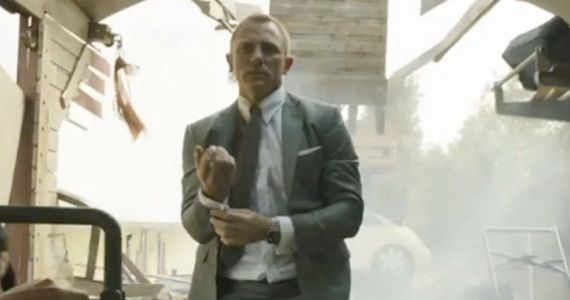 skyfall imax trailer Skyfall: James Bond Behind the Scenes Images
