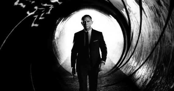 skyfall james bond poster trailer MGM Announces James Bond Day in Celebration of 007s 50th Anniversary