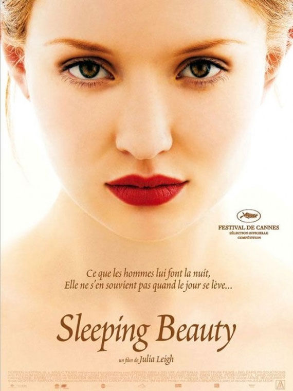 sleeping beauty poster 2 Movie Poster Roundup: Conan the Barbarian, Real Steel & More