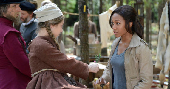 sleepy hollow season 1 episode 5 abbie1 Sleepy Hollow: Pestilence Joins the Fight