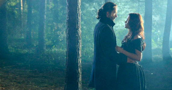 sleepy hollow season 1 episode 5 ichabod katrina Sleepy Hollow: Pestilence Joins the Fight