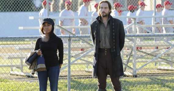 sleepy hollow season 1 episode 6 abbie ichabod Sleepy Hollow Forces Ichabod to Face His Sins