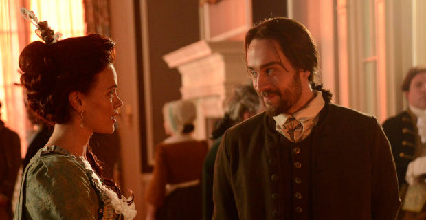 sleepy hollow season 1 episode 8 ichabod katrina Sleepy Hollow Gives The Headless Horseman a Voice