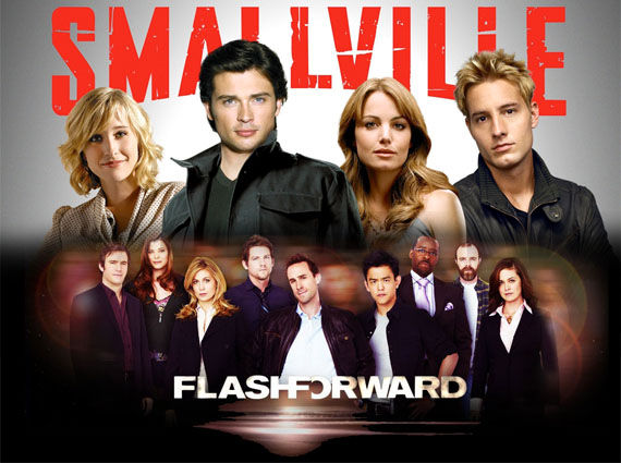 smallville flashforward Ratings: Smallville Flying High, FlashForward Losing Viewers
