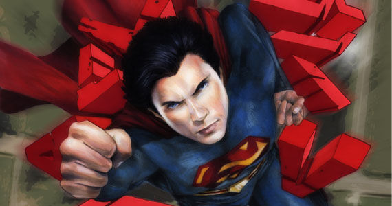 smallville season 11 comic Smallville Season 11 Details & Cover Art