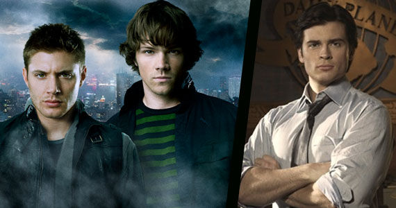 smallville supernatural pushed back TV Ratings: Fringe Holds Steady, Smallville & Supernatural Gain