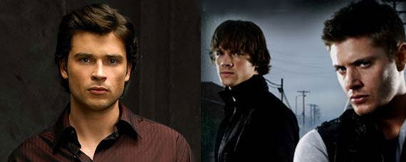 smallville supernatural Smallville And Supernatural Renewed
