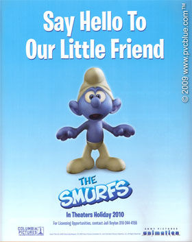 smurfs poster2 Weekend Movie News Wrap Up: April 04, 2010