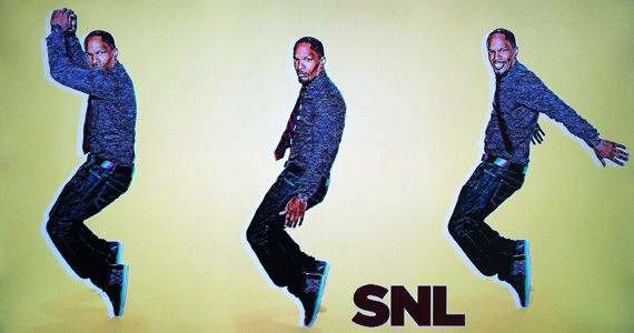 snl jamiefoxx bumper2 Saturday Night Live Highlights & Recap: Host Jamie Foxx