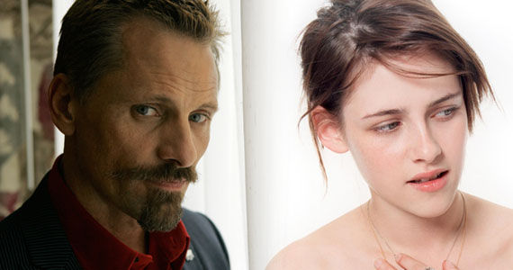 snow white huntsman kristen stewart viggo mortensen Kristen Stewart In For Snow White, Not For Superman: Man of Steel