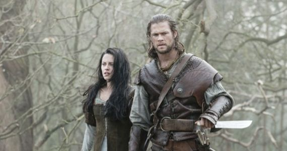 snow white huntsman sequel Snow White and the Huntsman Sequel is Moving Forward