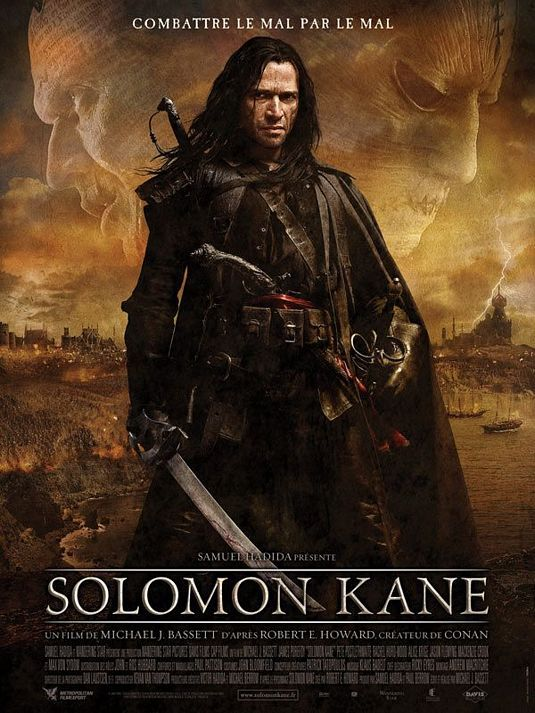 solomon kane poster james purefoy Poster Friday Pt.2: Iron Man 2, Kick Ass & Many More!