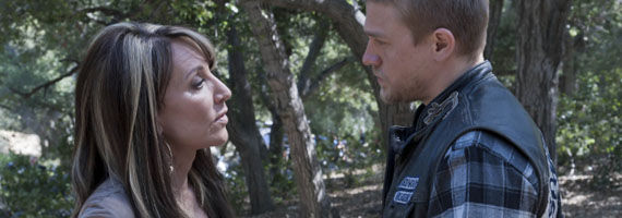 sons of anarchy season 4 jax gemma Sons Of Anarchy Season 4 Episode 13 To Be (Act I) Recap