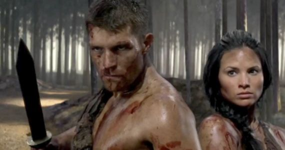 spartacus vengeance trailer Starz Renews Boss For Season 2 A Month Before Series Premiere