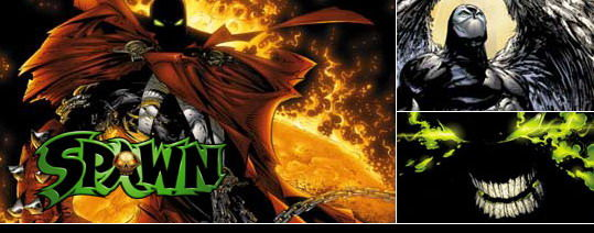 spawn00 McFarlane Talks Indie Spawn Movie