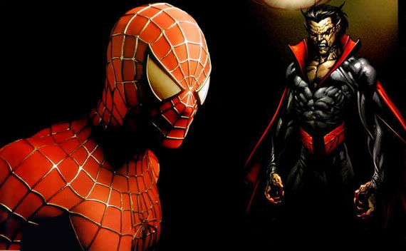 spider man 4 morbius Sam Raimi Discusses Spider Man 4 Villains