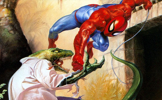 spider man 4 the lizard main villain Possible Amazing Spider Man Spoiler: New Twist on The Lizard