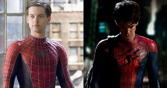 spider man costume1 Rumor Patrol: New Spider Man Suit to Appear in The Amazing Spider Man 2?